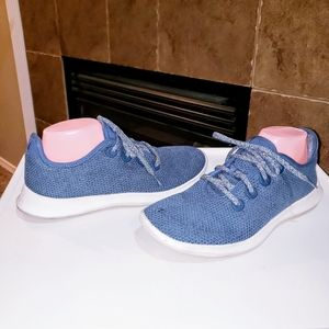 ALLBIRDS TREE RUNNER CASUAL LACE UP TENNIS SHOES